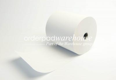 80 x 80 x 12.7mm Core Till Rolls BPA Free Thermal Paper Boxed 20s - TRW100